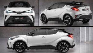 2021 Toyota C-HR GR Sport Hybrid
