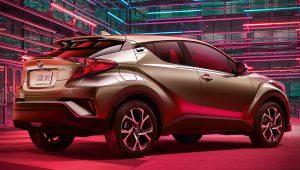 2021 Toyota C-HR Premium SUV