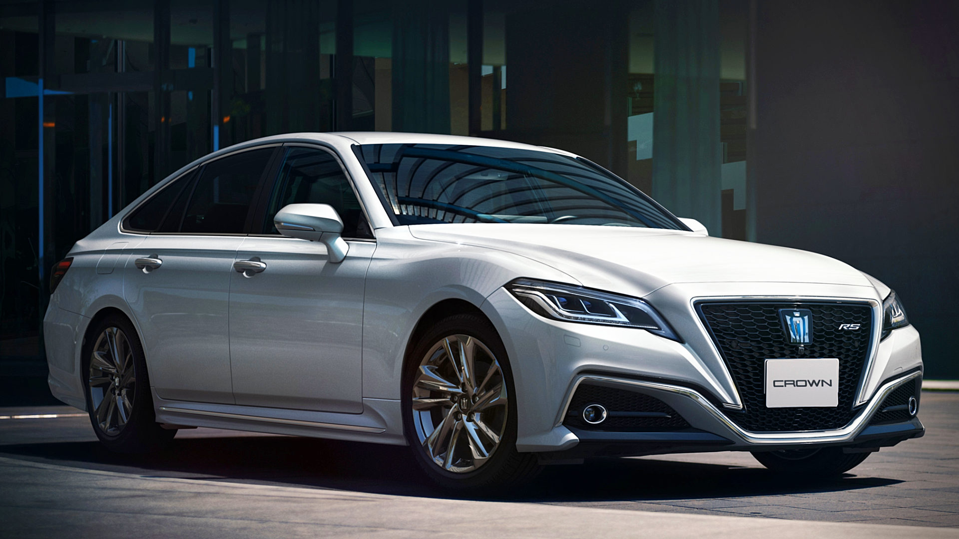 2021 Toyota Crown 1