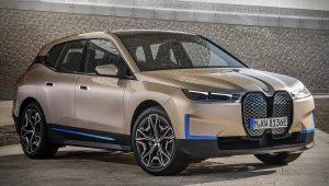 2022 BMW iX 1