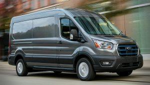 2022 Ford E-Transit 1