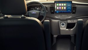 2022 Ford E-Transit Interior